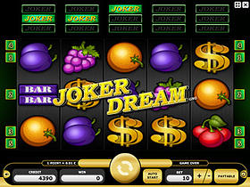 joker dream kajot game