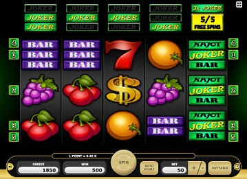 Kajot game casino online.
