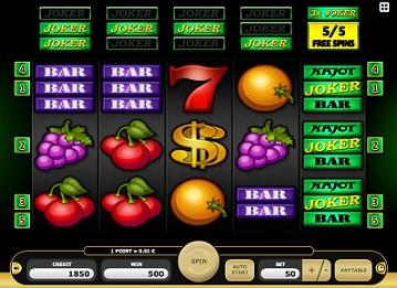 Kajot online casino.
